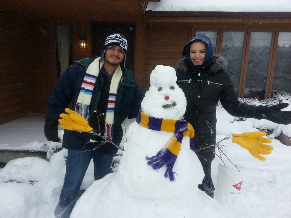 andres snowman